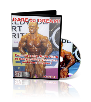 dream Skip La Cours Results University Comprehensive Bodybuilding and Training Course