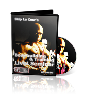 sem Skip La Cours Results University Comprehensive Bodybuilding and Training Course