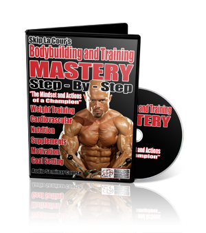 stepbystep Skip La Cours Results University Comprehensive Bodybuilding and Training Course