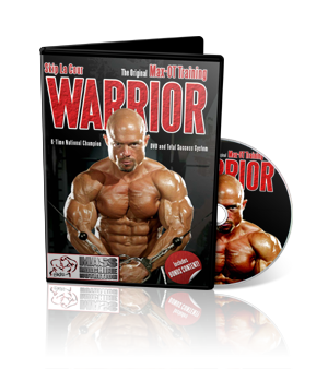 war Skip La Cours Results University Comprehensive Bodybuilding and Training Course